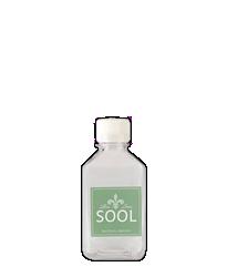 SOOL Kunststoffflasche klein